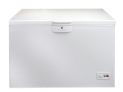 Beko A+ Rated 129cm Wide Chest Freezer 360 Litre CF1300APW